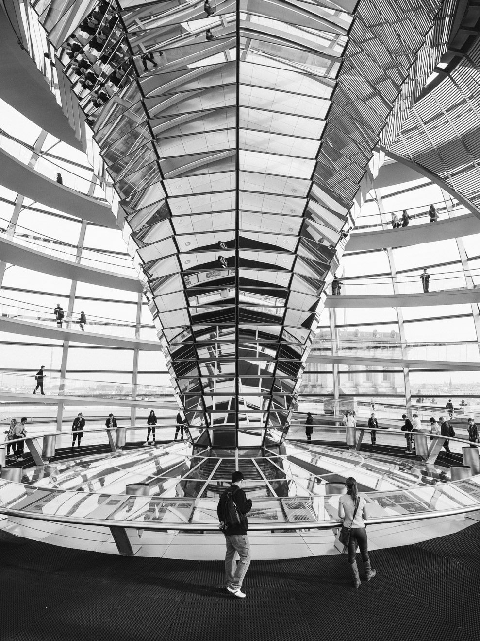 21. Reichstag Dome